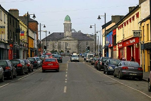 Roscommon - main street
