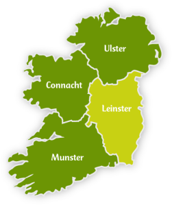 map-leinster