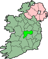 offaly-map