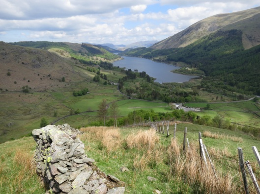 Thirlmere. Photo Credit Lakeland Fells