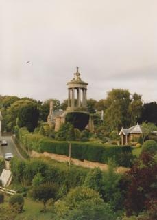 Burns' Memorial