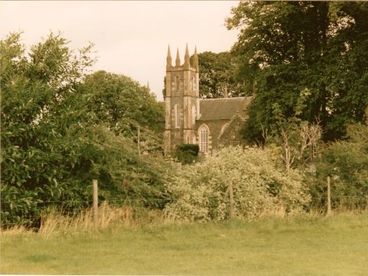 dalry church