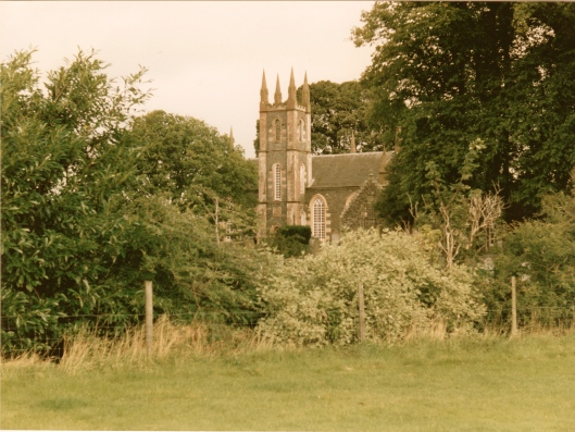 dalry church