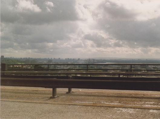 erskine bridge view from