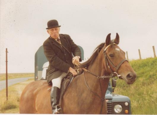 Exmoor Huntsman