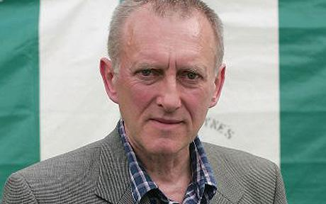 James Kelman. Photo: Daily Telegraph