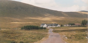 The King's House, Rannoch Moor