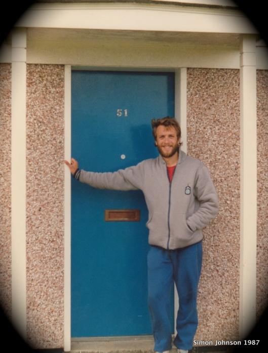 Thurso Home Front Door