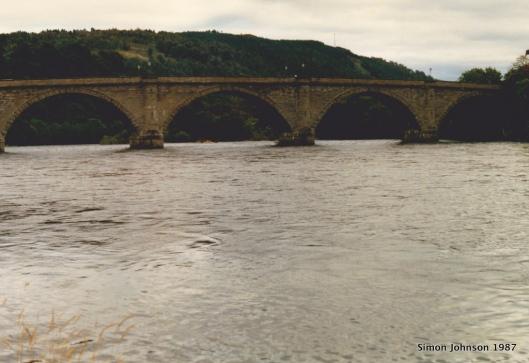 River Tay Dunkeld '87
