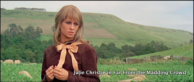 julie Christie Far from the Madding Crowd Schlesinger