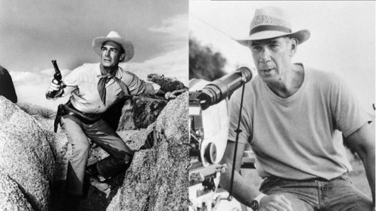 One of the great actor/director teams of all time Randolph Scott and Budd Boetticher